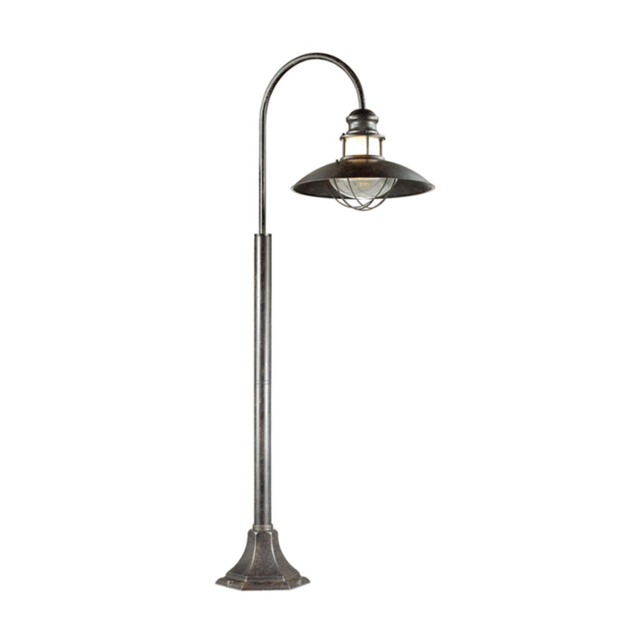4164/1F NATURE ODL19 695 коричневый/прозрачный Уличный светильник 120см IP44 E27 1*60W DANTE