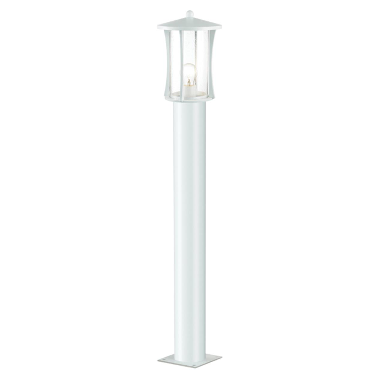 4173/1F NATURE ODL19 699 белый/прозрачный Уличный светильник 110см IP44 E27 1*40W GALEN