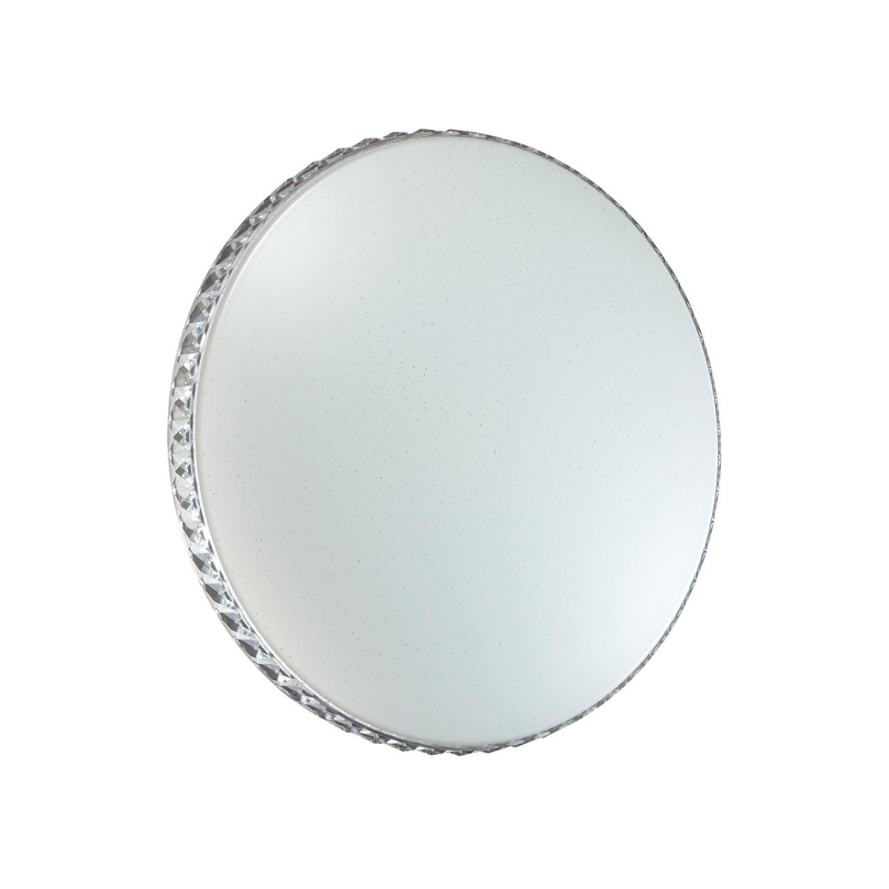2077/EL SN 061 св-к DINA пластик LED 72Вт 3000-6000K D500 IP43 пульт ДУ