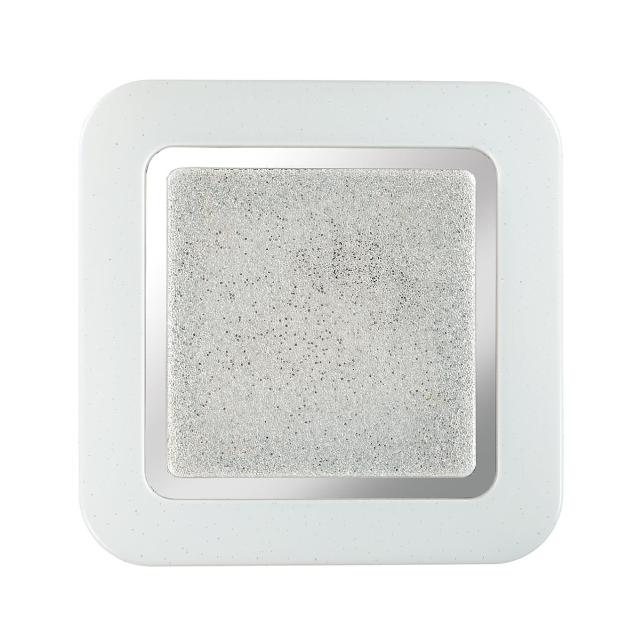 2080/DL SN 050 св-к PINO пластик LED 48Вт 3000-6000K 430*430 IP43 пульт ДУ