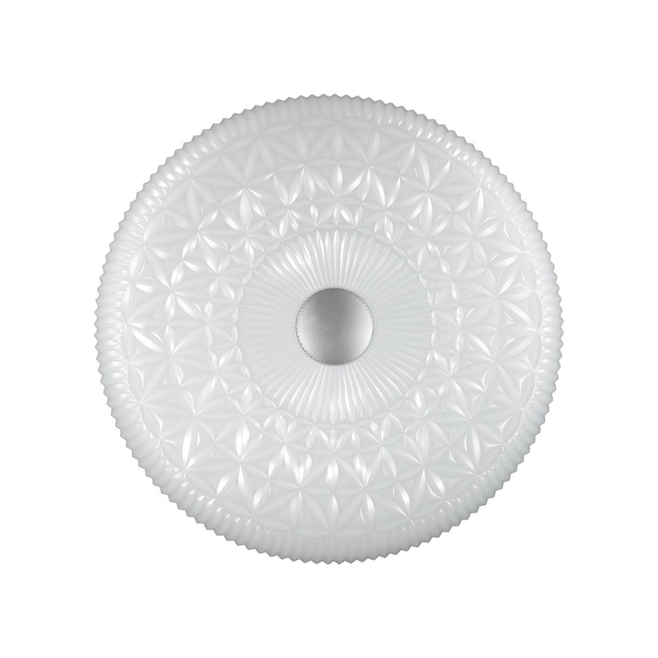 2086/EL SN 059 св-к KARIDA пластик LED 72Вт 3000-6000K D500 IP43 пульт ДУ