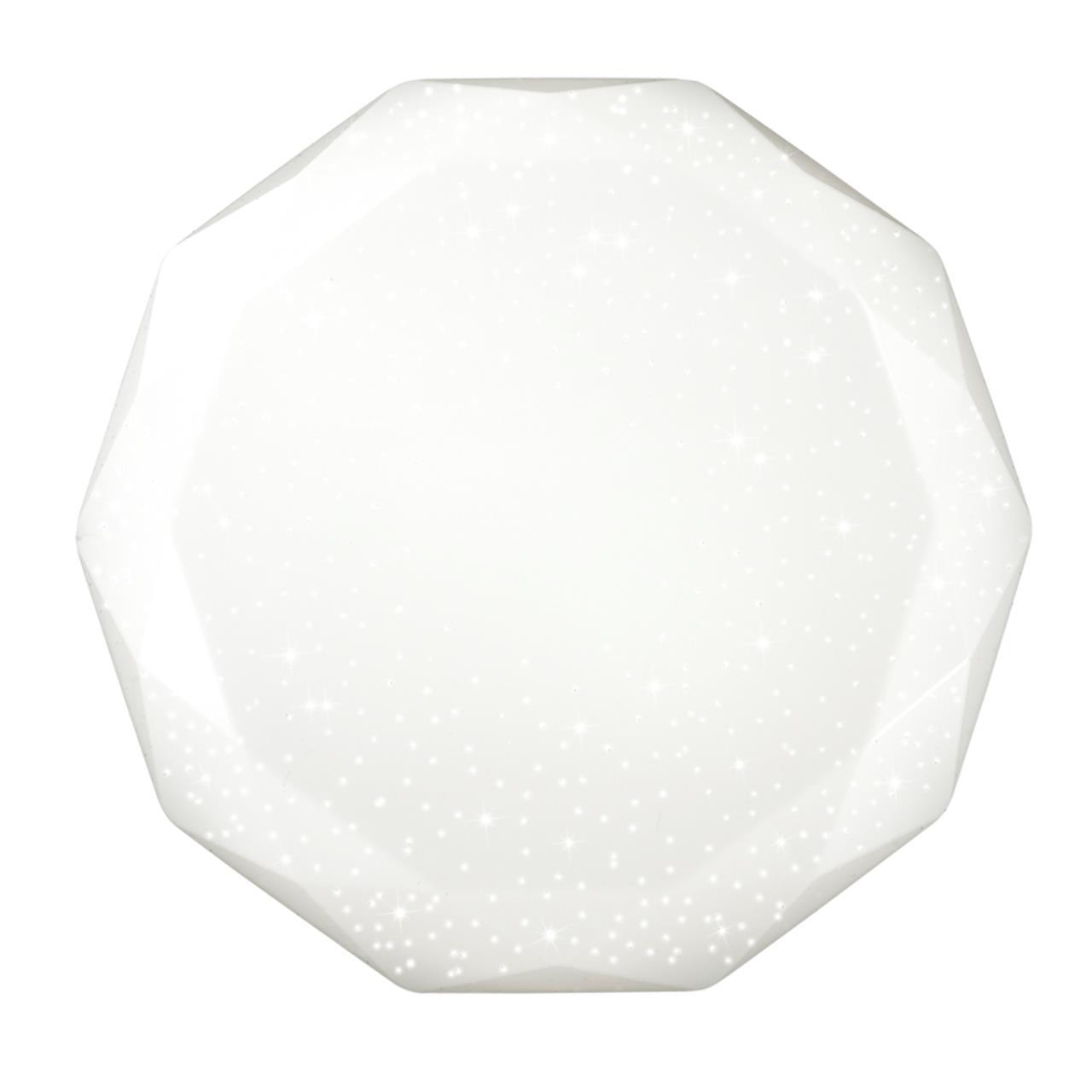 2012/FL SN 051 св-к TORA пластик LED 90Вт 3200-4200-6200K D575 IP43 пульт ДУ