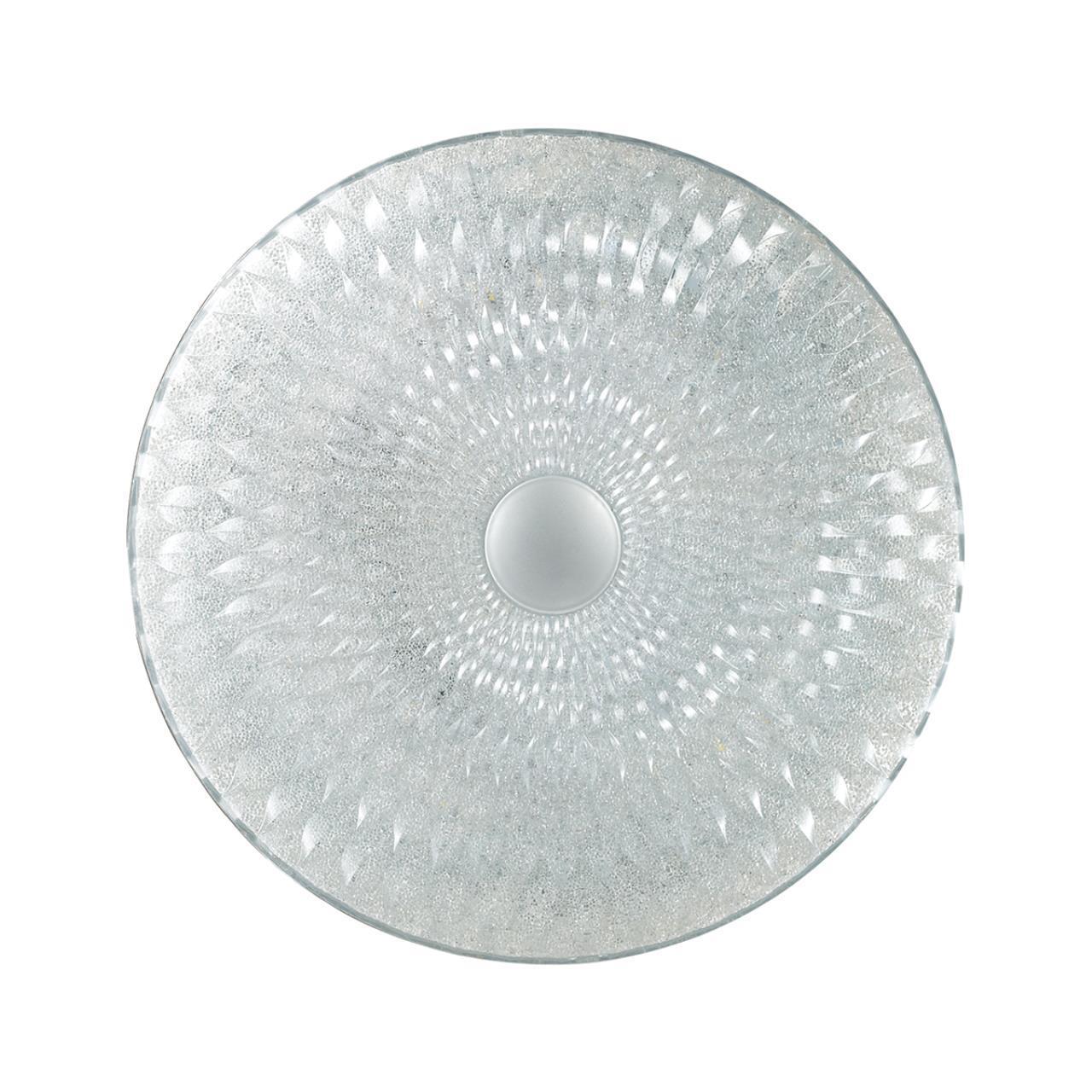 2094/EL SN 046 св-к FIOLA пластик LED 72Вт 3000-6000K D500 IP43 пульт ДУ