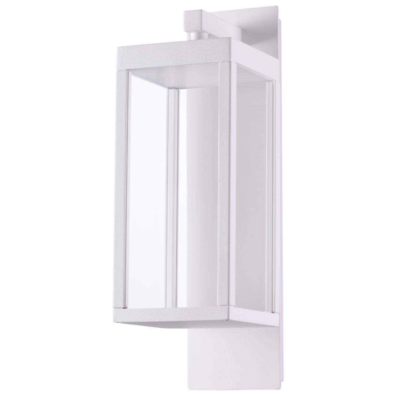 358119 STREET NT19 146 белый Ландшафтный настенный светильник IP54 LED 4100К 13W 100-240V IVORY LED