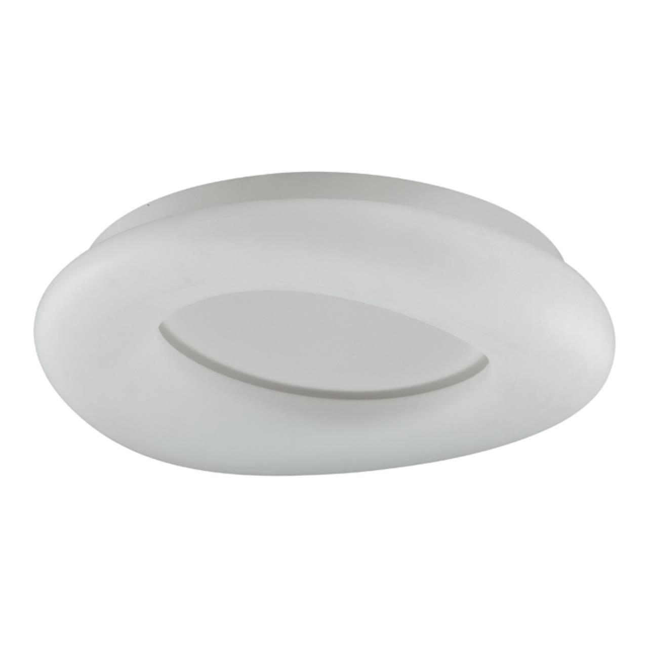 4068/40CL L-VISION ODL19 91 белый Люстра потолочная с ДУ LED 40W 220V AURA