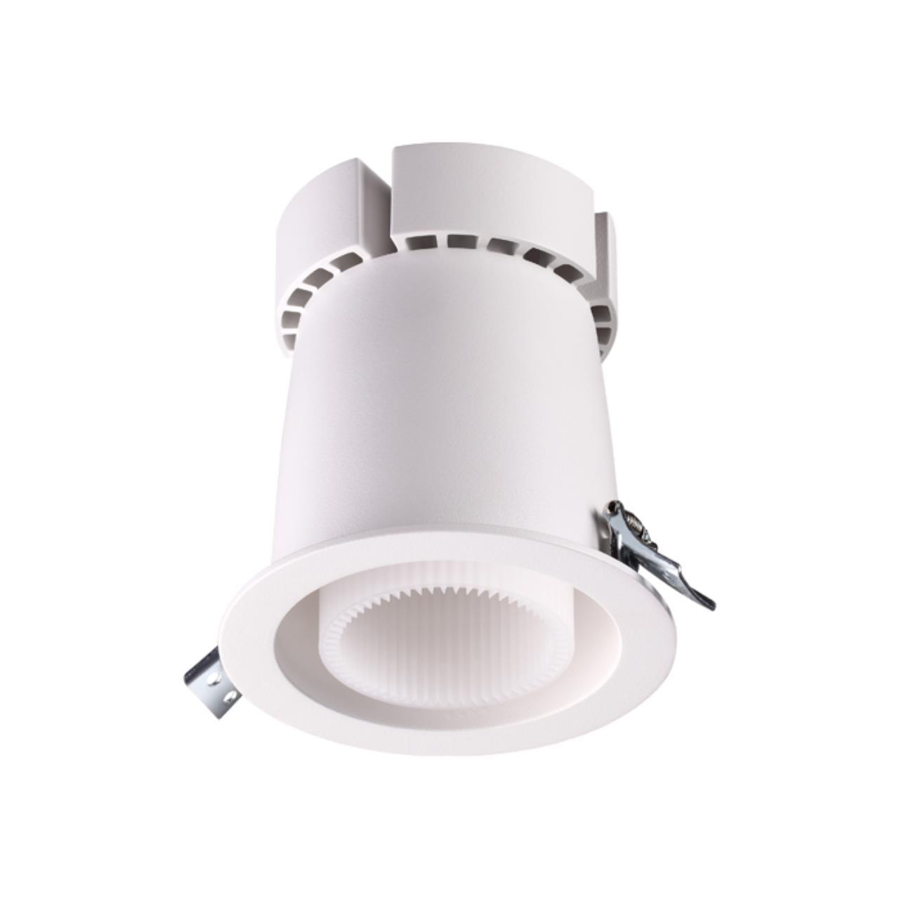 358200 SPOT NT19 092 белый Встраиваемый светильник IP20 LED 4000K 20W 220В VARPAS