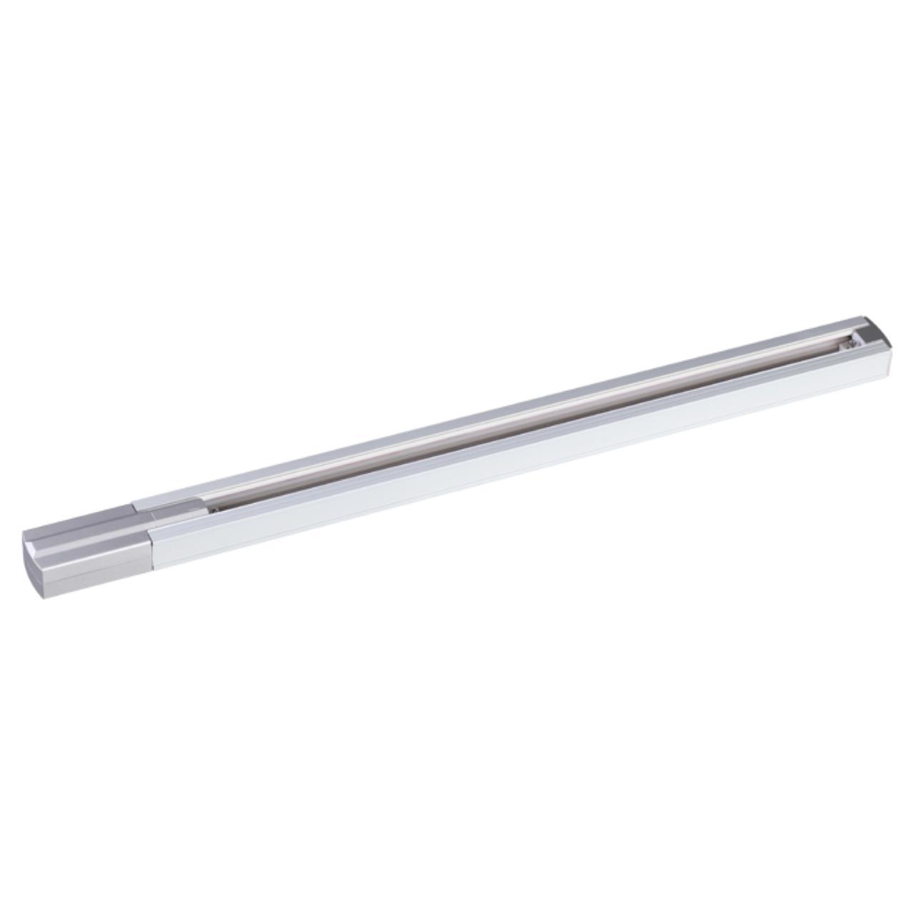 135079 PORT NT19 016 алюминий Однофазный шинопровод с токопроводом и заглушкой, 1м IP20 220V