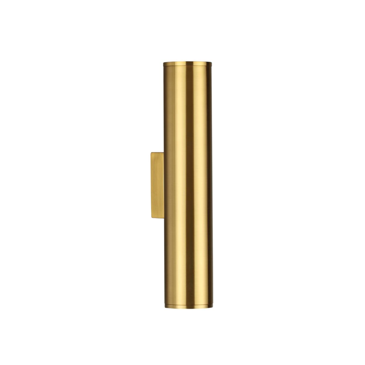 3833/2WA HIGHTECH ODL20 211 золотистый /металл Настенный светильник E27, LED 7W 220V DARIO