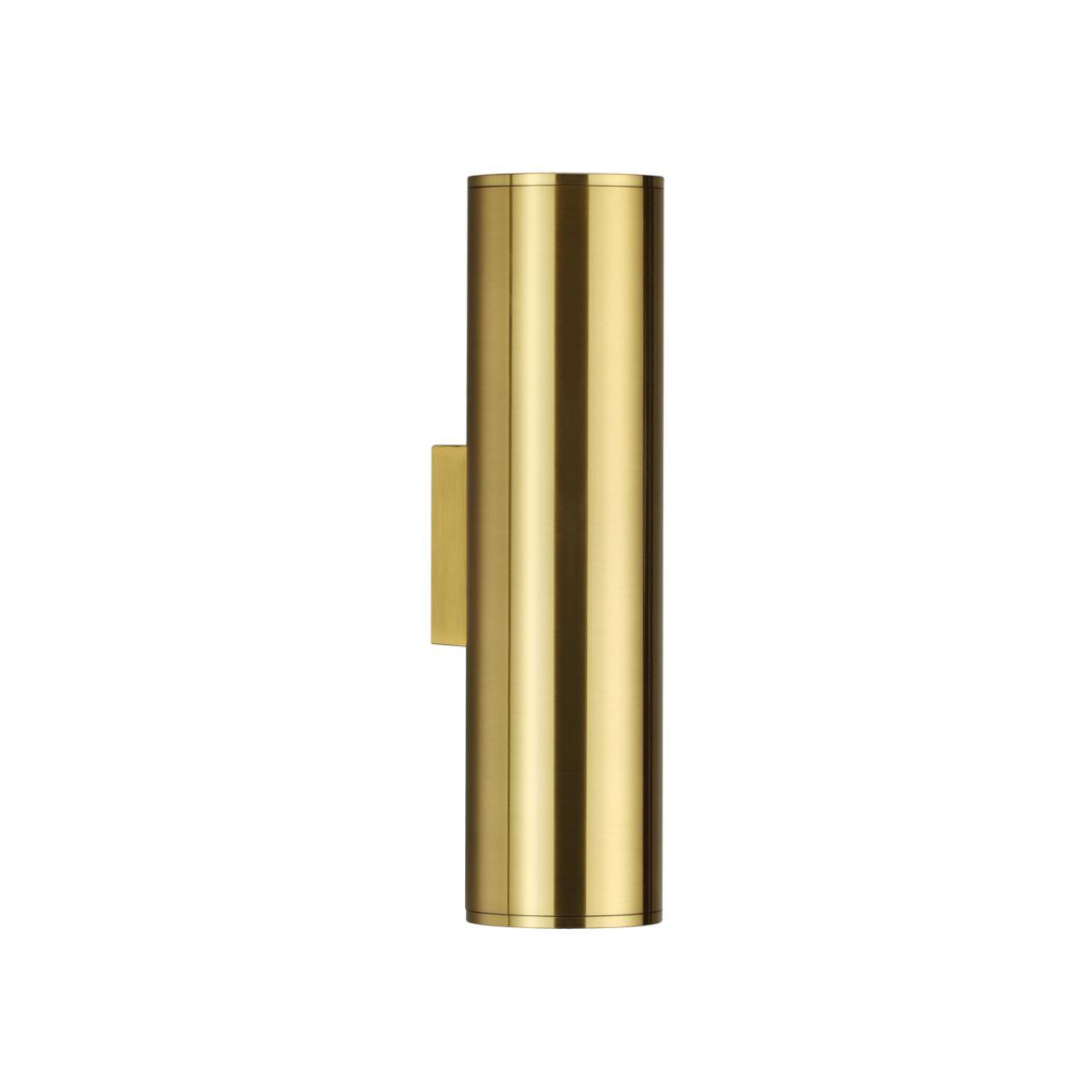 3833/2WB HIGHTECH ODL20 211 золотистый /металл Настенный светильник E27, LED 7W 220V DARIO
