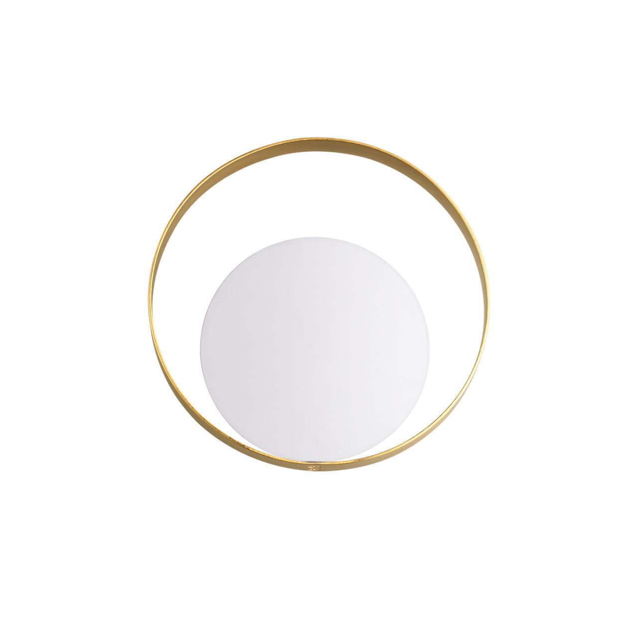 3899/7WW HIGHTECH ODL20 231 белый/металл Настенный светильник LED 3000K 7W 220V MONDY