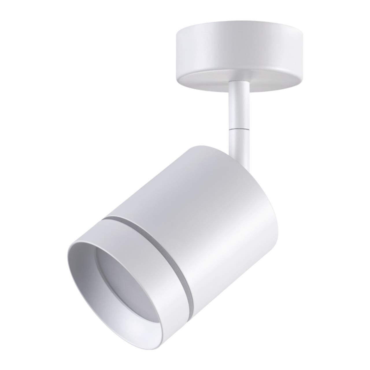 358259 OVER NT19 071 белый Накладной светильник IP20 LED 9W 160-265V ARUM