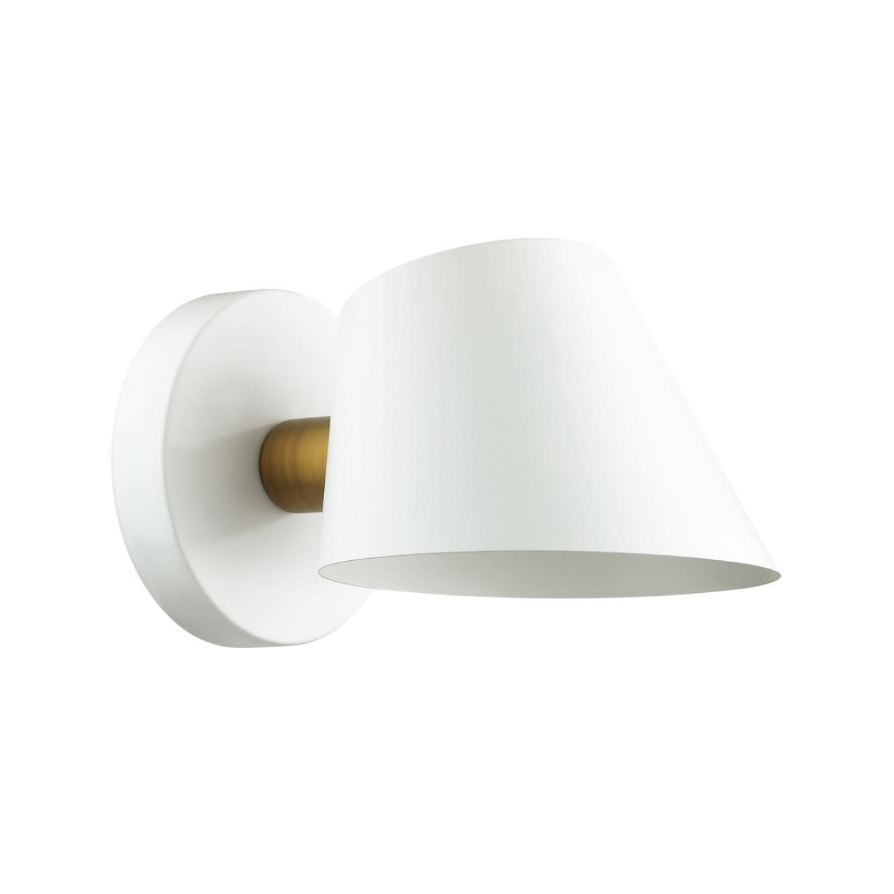 4465/1W MODERNI LN20 54 белый, золотой Бра E14 1*60W 220V KENIA