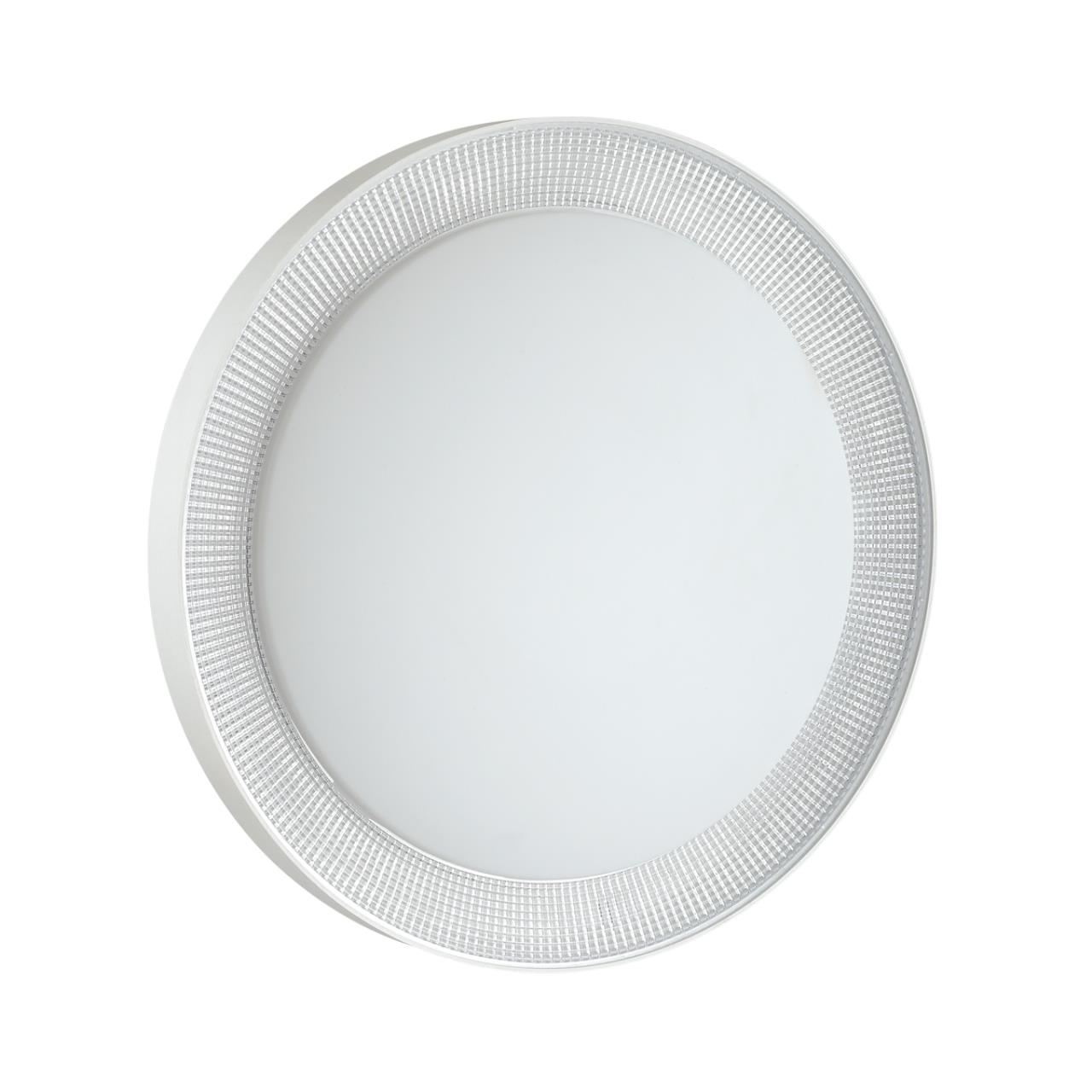3031/DL SN 015 св-к ASUNO пластик LED 48Вт 3000-6000K D450 IP43 пульт ДУ