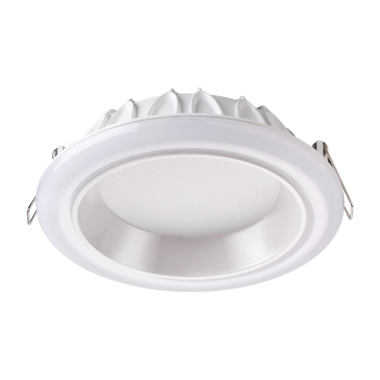 358280 SPOT NT19 000 белый Встраиваемый светильник IP20 LED 4000K 22W 85-265V JOIA