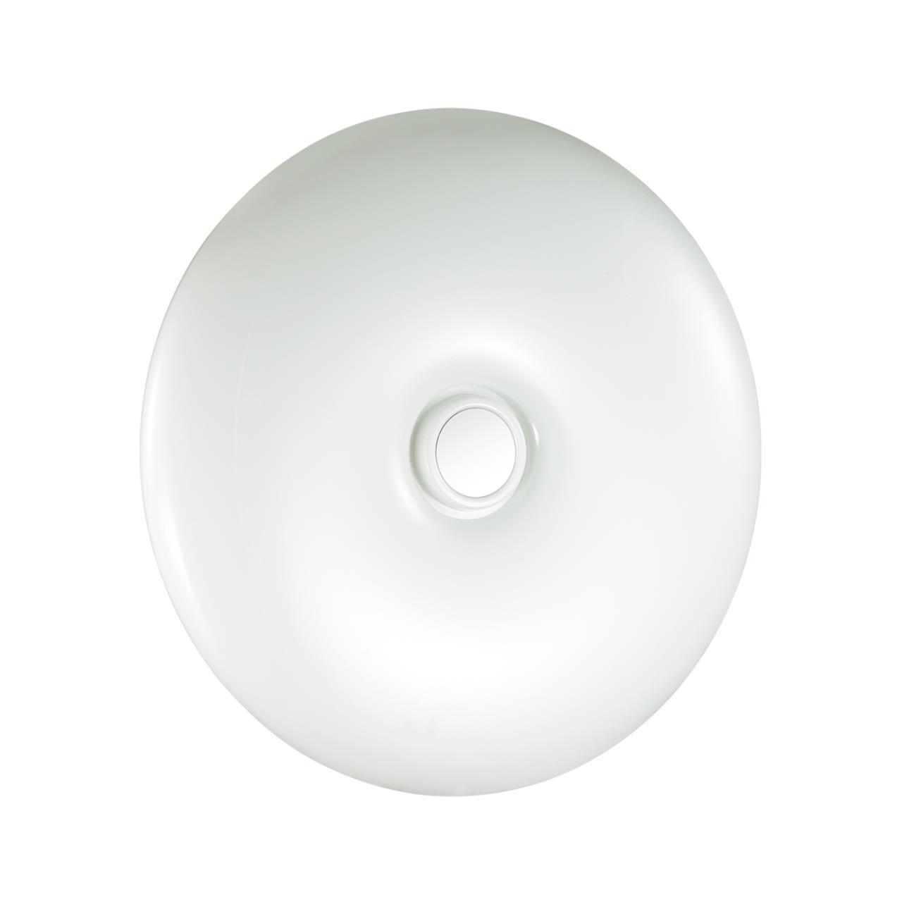 3021/DL SN 024 св-к POINT пластик LED 48Вт 3000-6000K D410 IP43 пульт ДУ