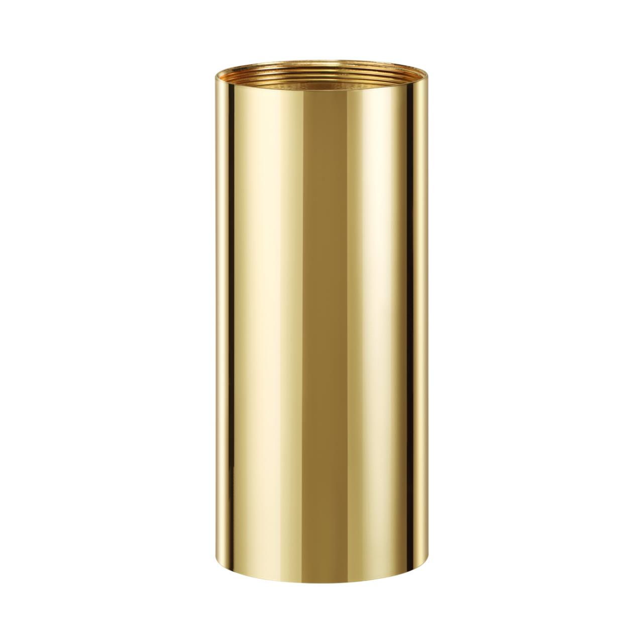 370699 KONST NT19 000 золото Плафон для арт. 370681-370693 IP20 UNITE