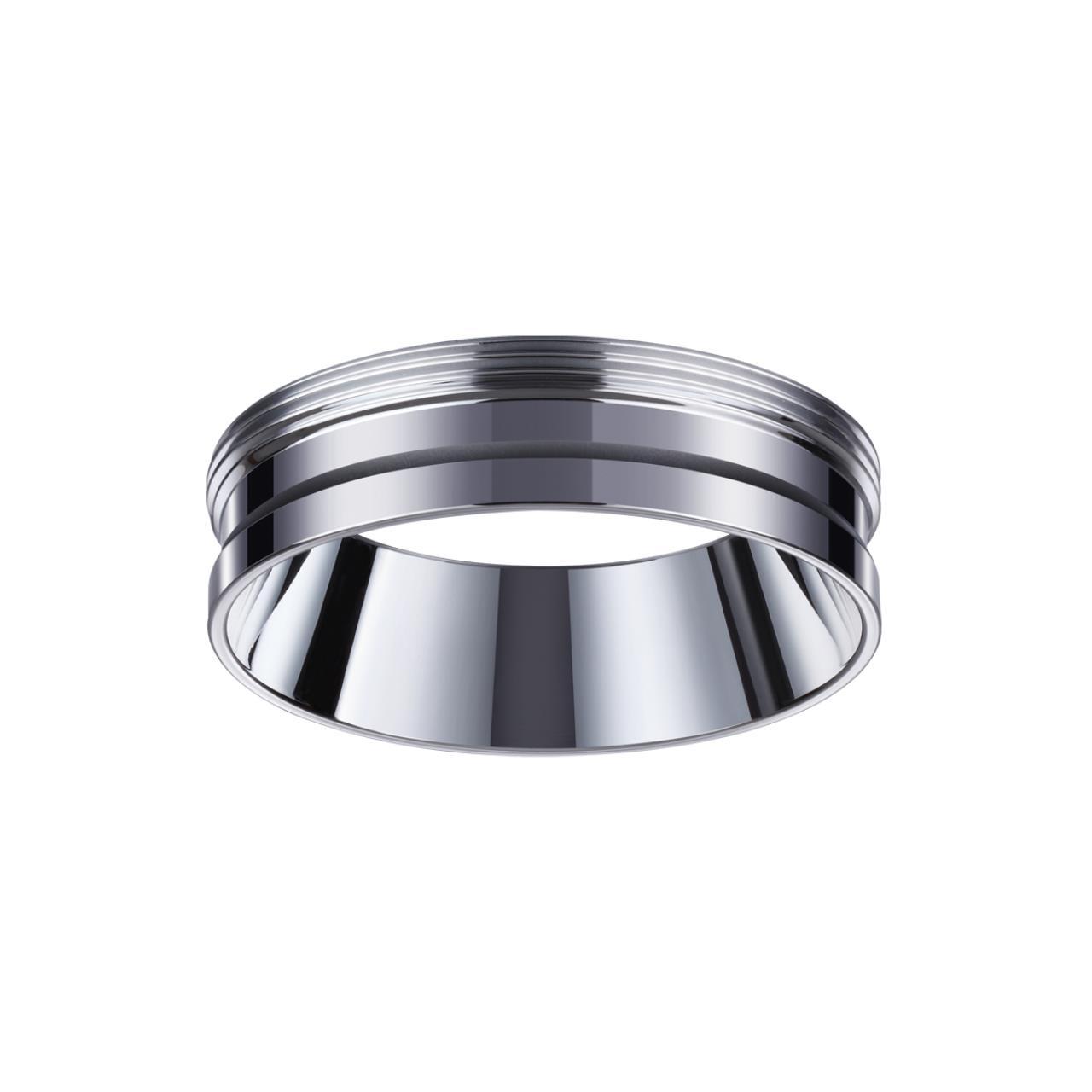 370703 KONST NT19 000 хром Декоративное кольцо для арт. 370681-370693 IP20 UNITE