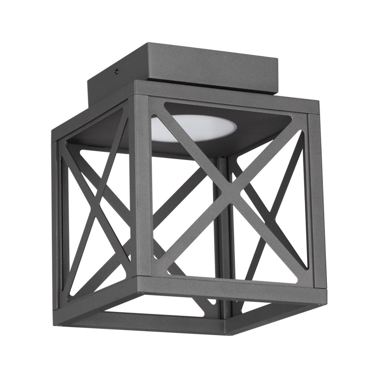 358449 STREET NT20 000 темно-серый Ландшафтный потолочный светильник IP54 LED 4000K 10W 100-240V DAN