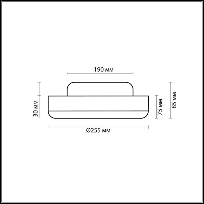 2177/1C DROPS ODL11 662 хром Потолочный светильник IP44 E27 60W 220V YUN