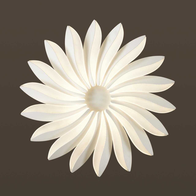 4174/86CL L-VISION ODL19 81 белый Потолочный светильник LED 86W MAYA
