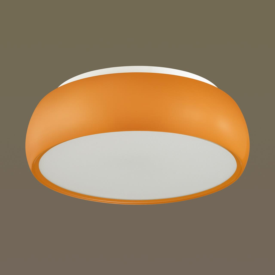 4414/3C MODERNI LN19 67 оранжевый Светильник потолочный E27 3*60W 220V TIMO