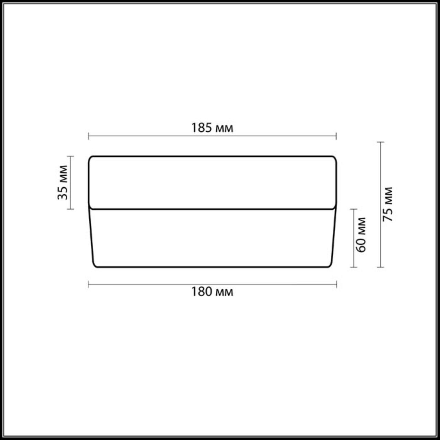 2405/1C DROPS ODL13 663 никель Н/п светильник IP44 E14 60W 220V PRESTO